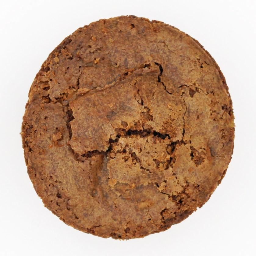 Brownie chocolat caramel fleur d'oranger