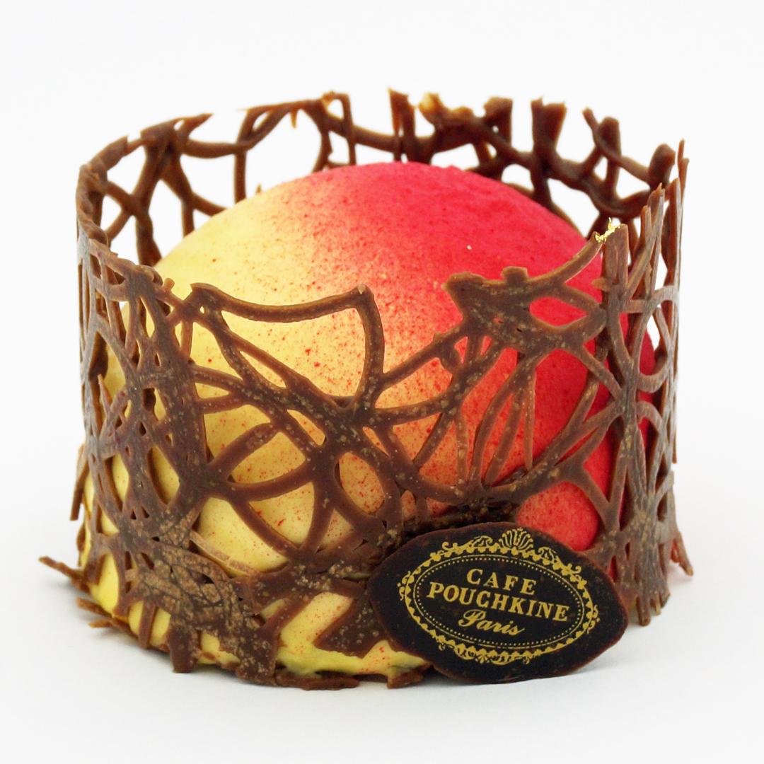 Datcha Abricot par Café Pouchkine