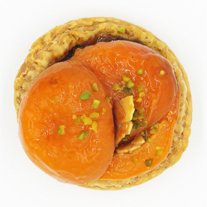 Tarte aux Abricots par Arnaud Delmontel