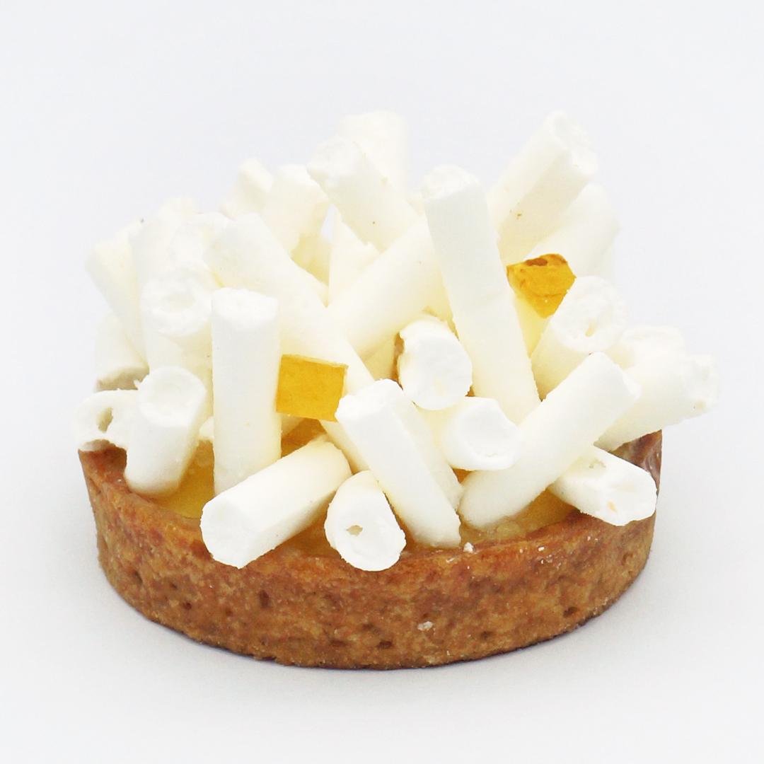 Tarte au Citron Meringuée par Gilles Marchal