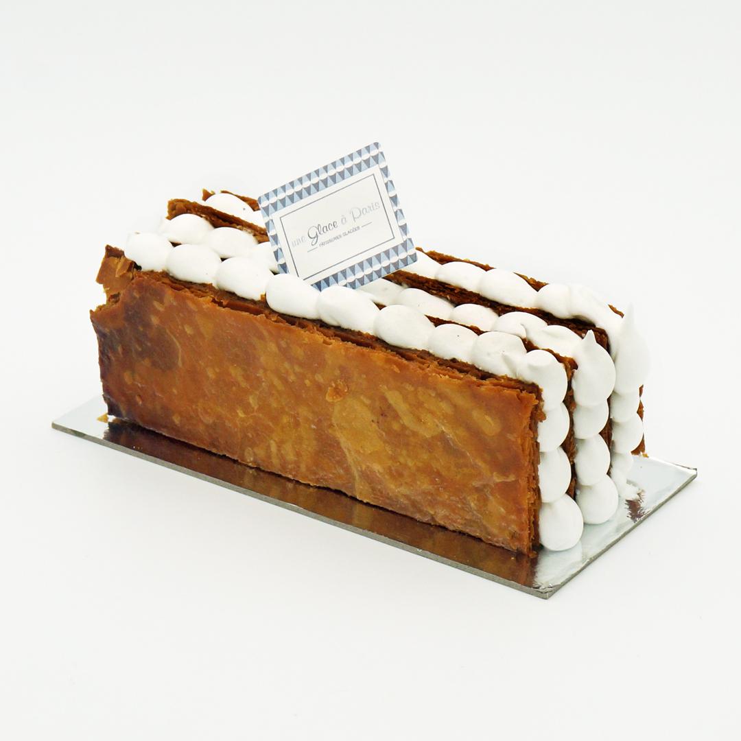 Millefeuille Glacé par Une Glace à Paris