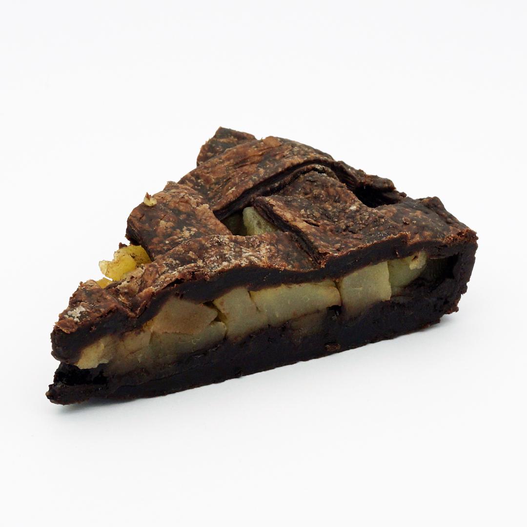 Tarte Poire Cardamome et Chocolat par Frenchie To Go