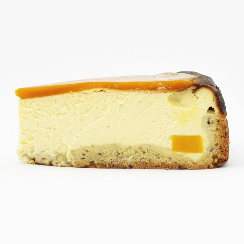 gateau fromage mangue house of 3 brothers