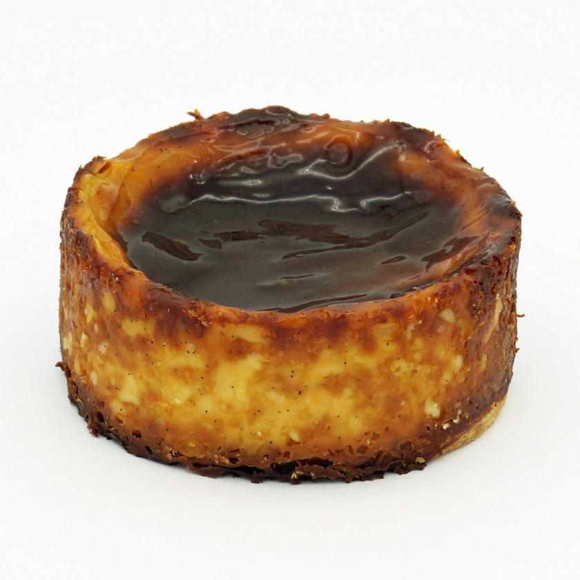 Flan à la vanille par Fauchon