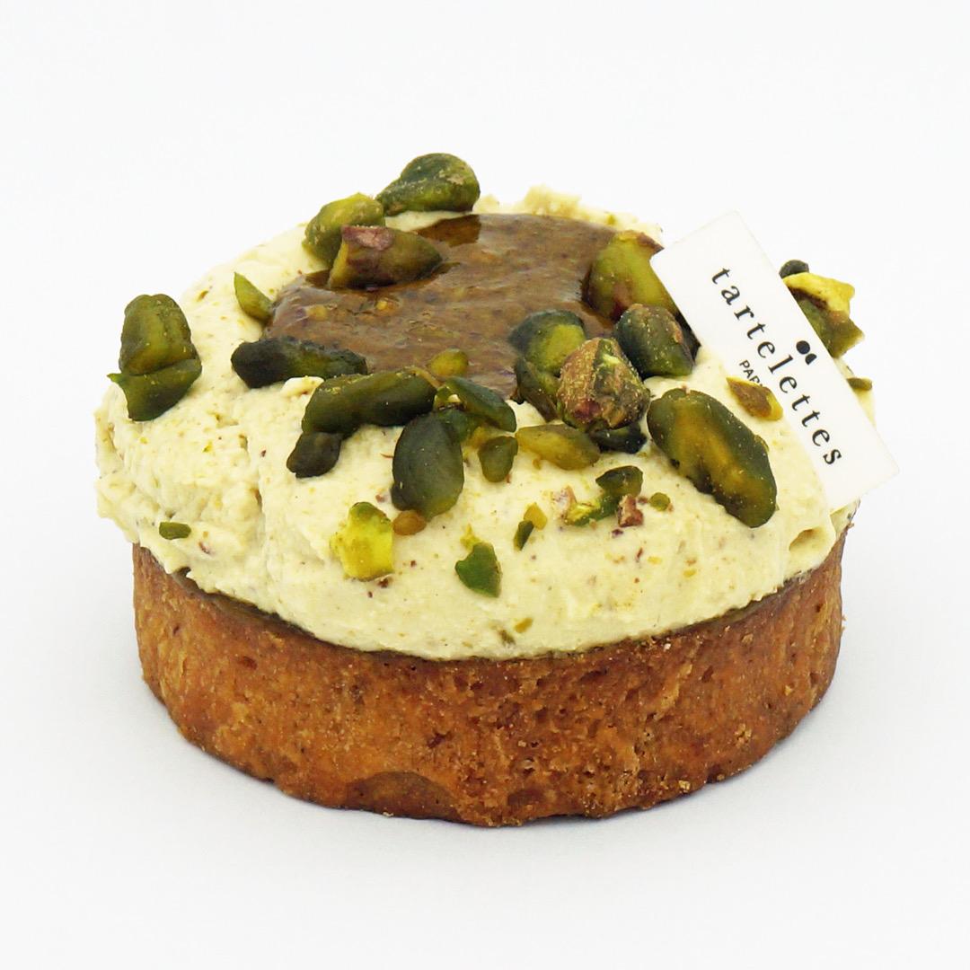 Tartelette à la Pistache par Tartelettes