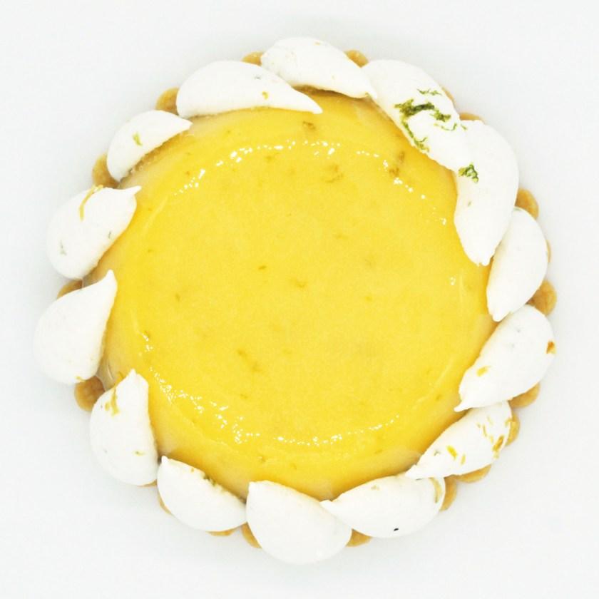 tarte au citron par Arnaud lacroix