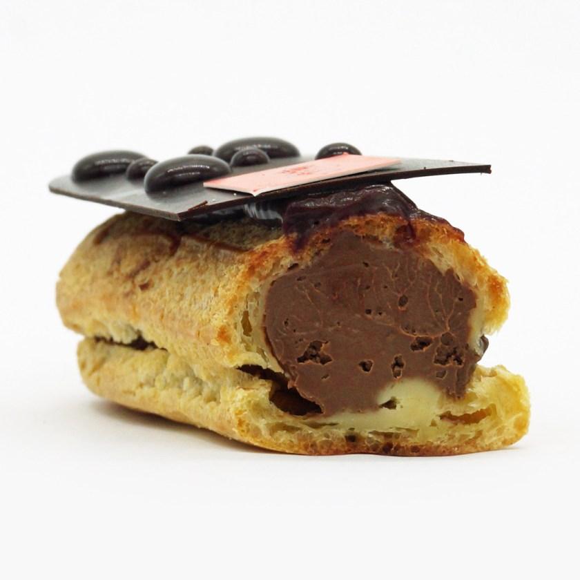 éclair chocolat Arnaud larher