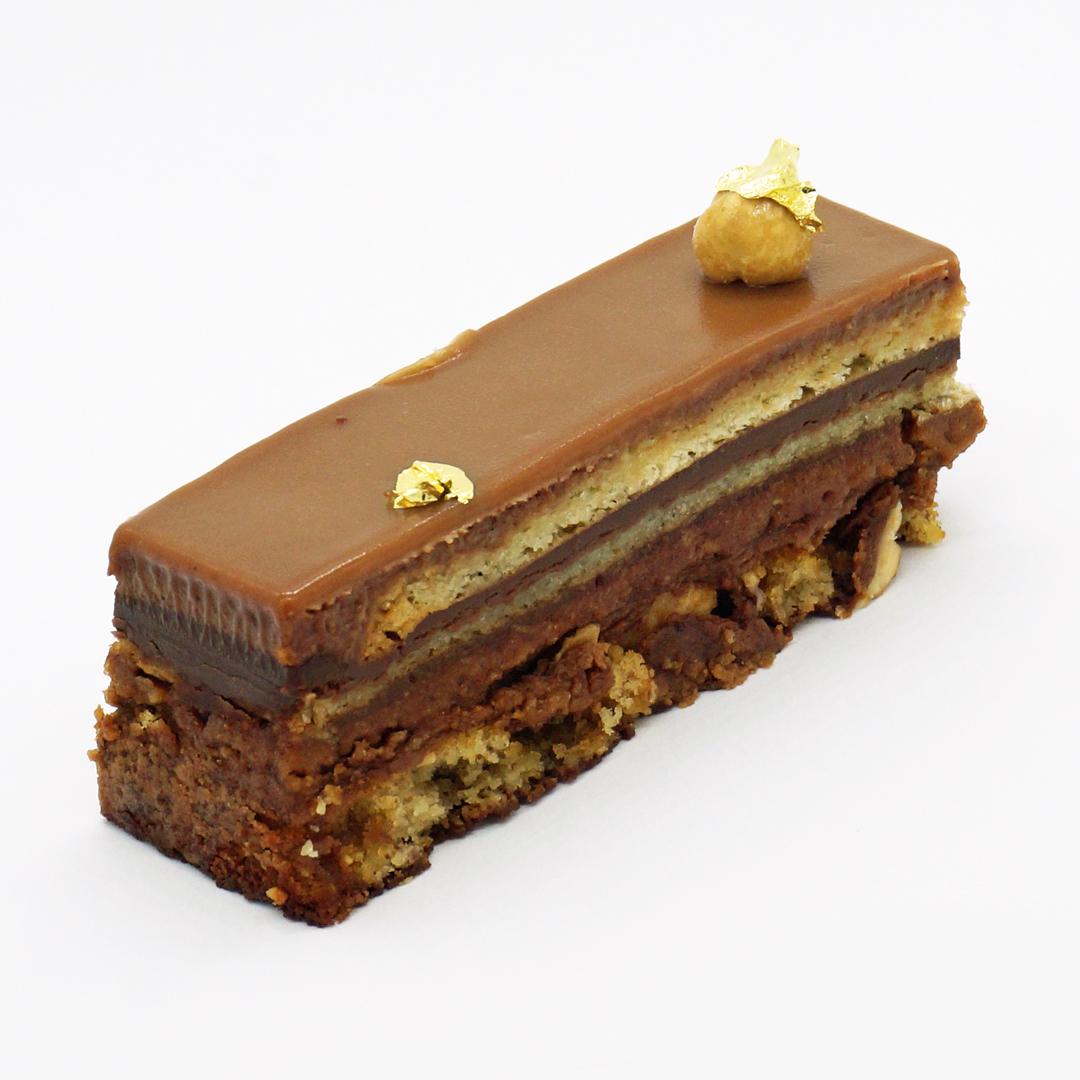 Entremets au Praliné par La Maison du Chocolat
