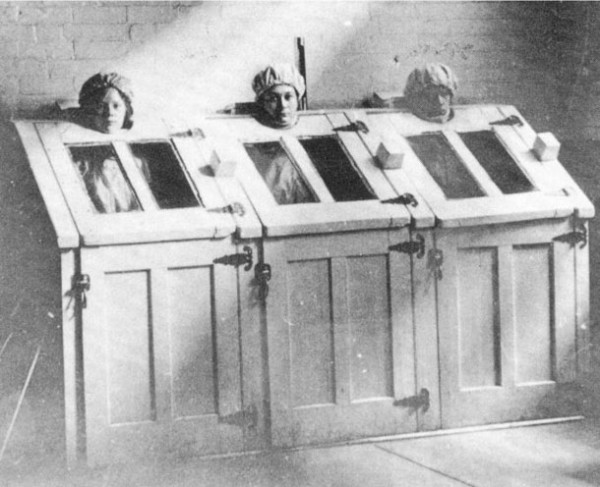 Patients-in-steam-cabinets-c-1910.