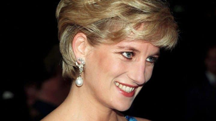Le blouson de Lady Diana