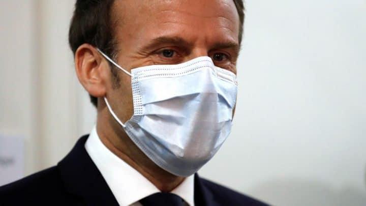 Emmanuel Macron vigilance français coronavirus