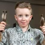 Un Garcon De 10 Ans Coupe Ses Cheveux Longs Pour Les Offrir A Une Association