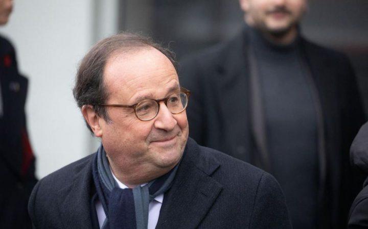 François Hollande se blesse au crâne après une chute