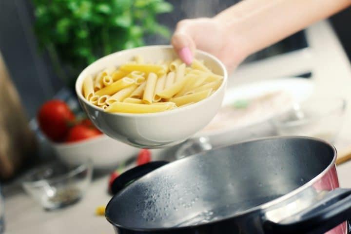 Astuces : réutiliser eau des pâtes