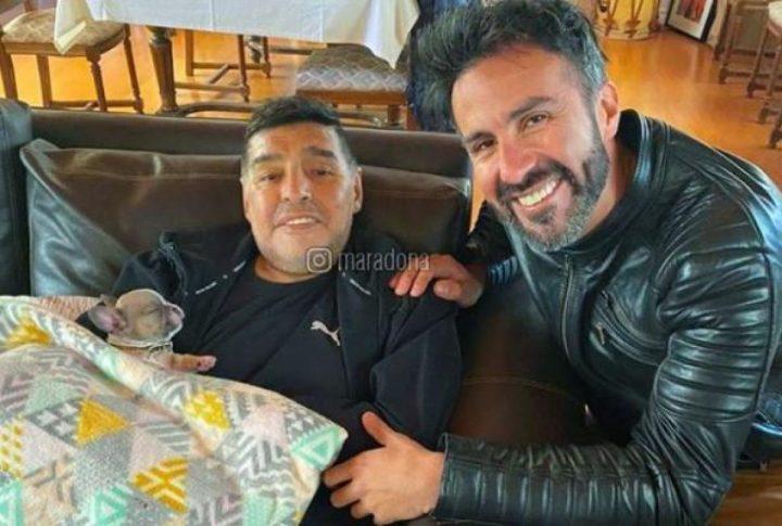 Le médecin de Diego Maradona au cœur d'une polémique