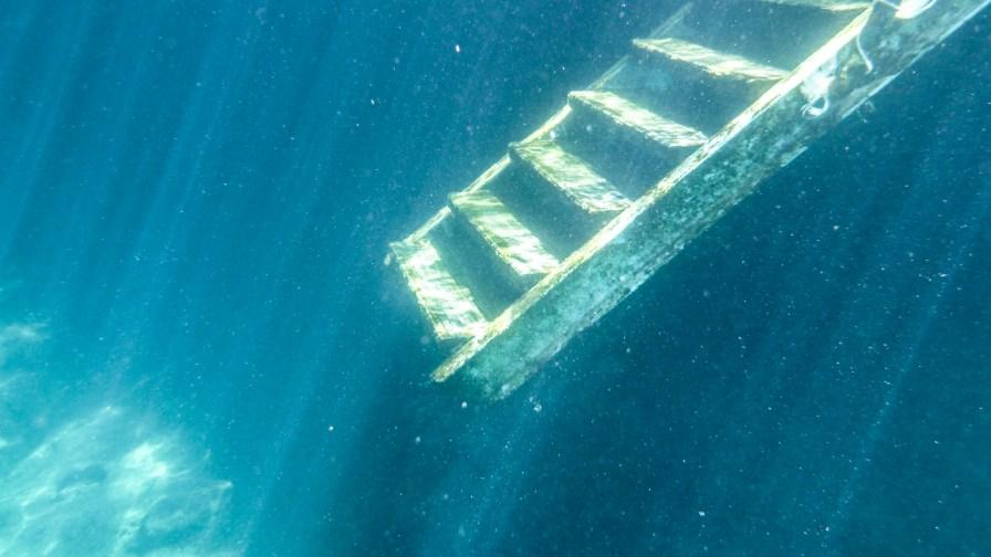 Antalya unter Wasser