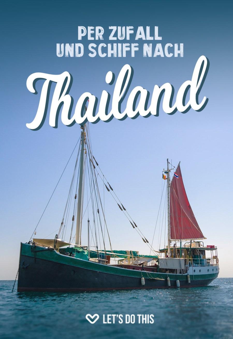 7 Tage mit dem Schiff durch die Andaman-See
