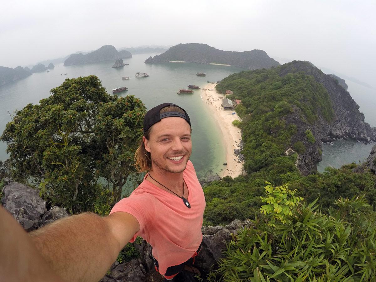 10 Fragen an: Nick Martin - 6 Jahre Weltreise - die geilste Lücke im Lebenslauf.