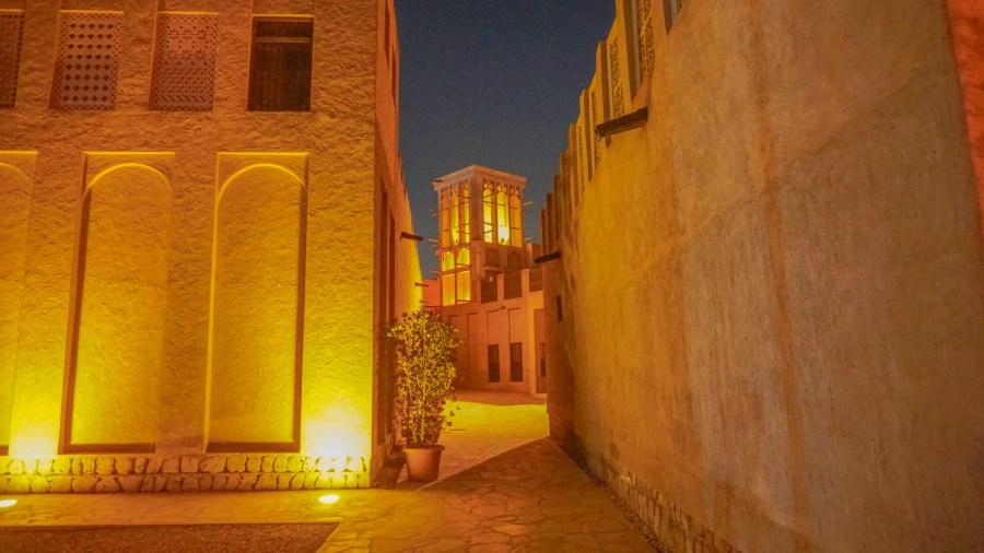 Dubai old town