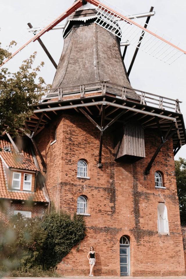 Windmühle Aurora