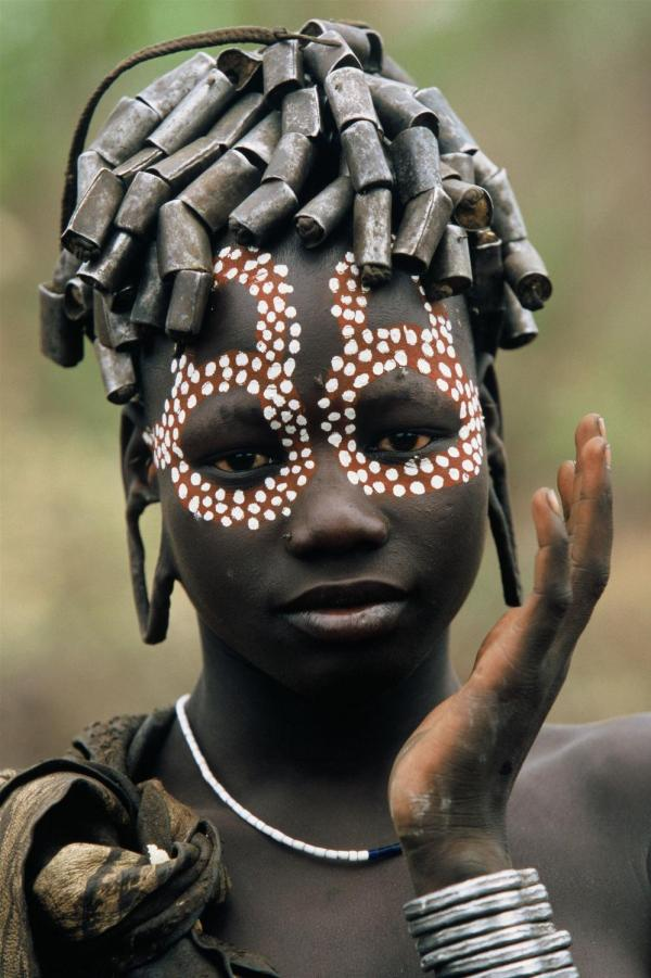 Let's Be Brief | Hans Silvester :: The Ethiopian Peoples ...
