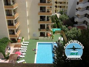 Apartamentos Arlanza Only Adults In Playa Den Bossa