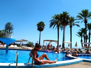 Apartamentos Bora Bora Adults Only In Playa Den Bossa
