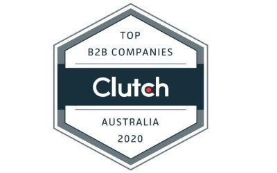 Let's Build A Website Proud to be Named a Top Australian Web Design Firm by Clutch