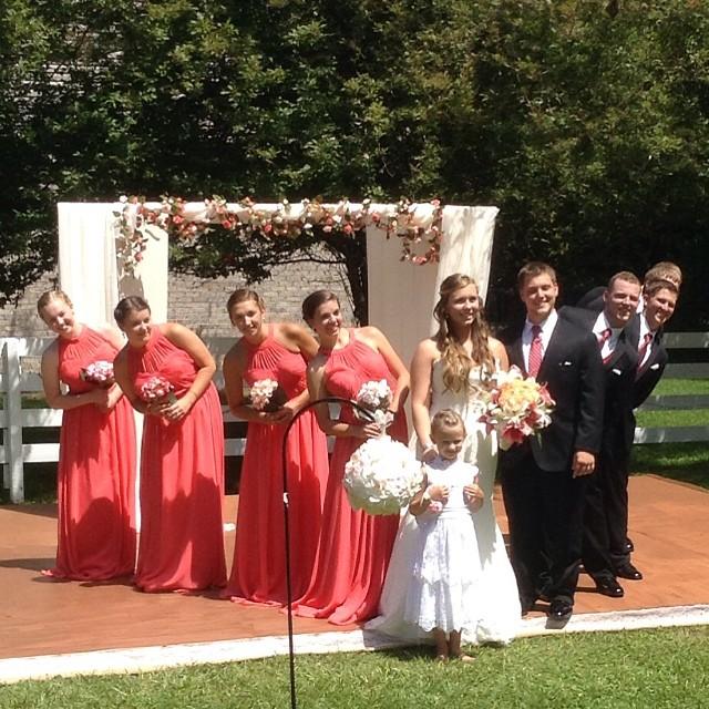 The Shared Wedding: Pre-Wedding