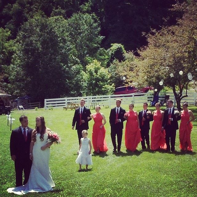 The Shared Wedding: The Ceremony