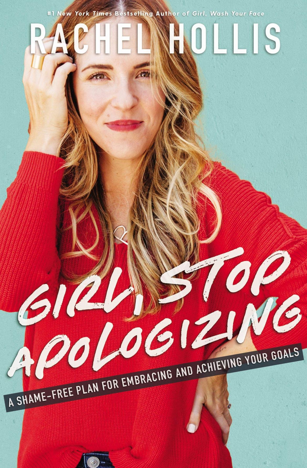 Book Review: Girl, Stop Apologizing