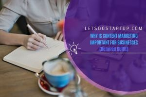 WHY IS CONTENT MARKETING IMPORTANT FOR BUSINESSES