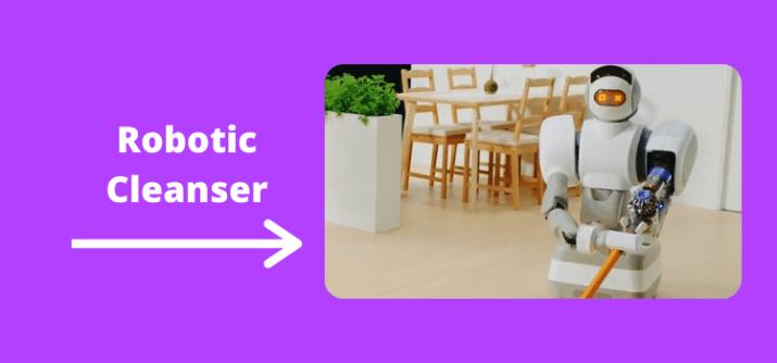Robotic Cleanser