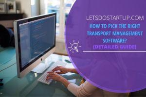 Transport Management Software