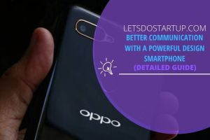 Better Communication with a Powerful Smartphone