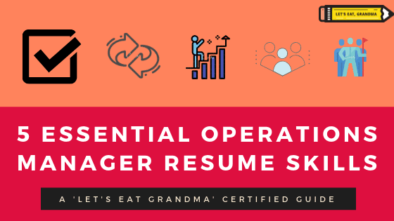 5 In-Demand Operations Manager Resume Skills