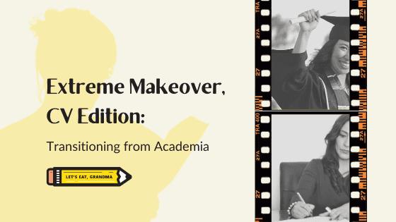 Extreme Makeover CV Edition