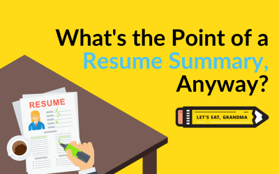What's the Point of a Summary of Qualifications, Anyway? (Featuring Resume Summary Examples)