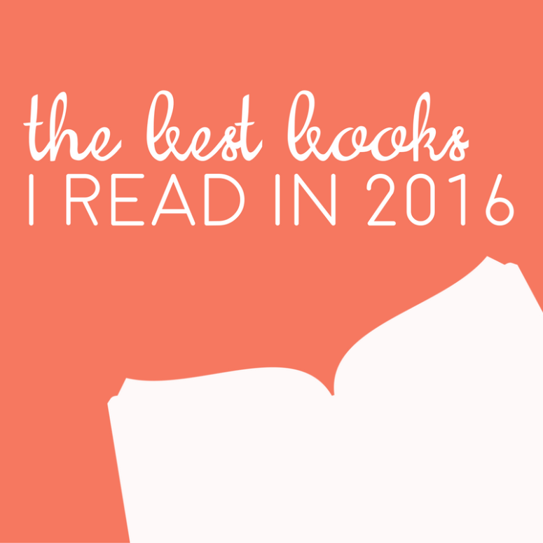 Best Books I Read in 2016 // Top Ten Tuesday