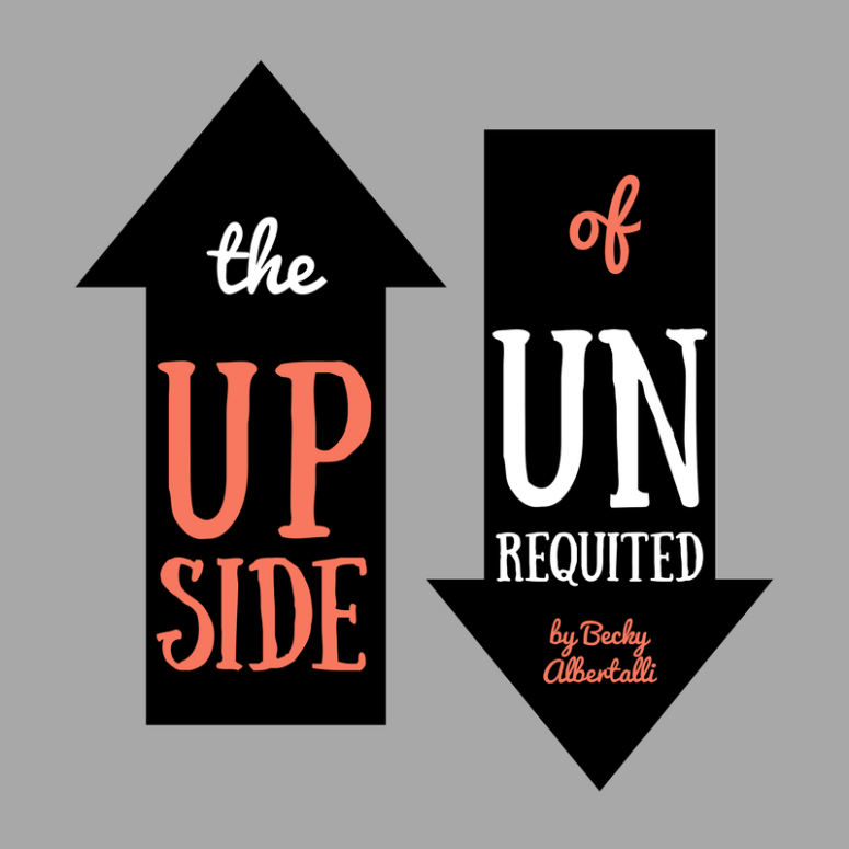 The Upside of Unrequited // ARC Review