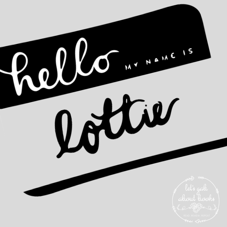 Hello my name is… Lottie // HMNI #1 + Introduction