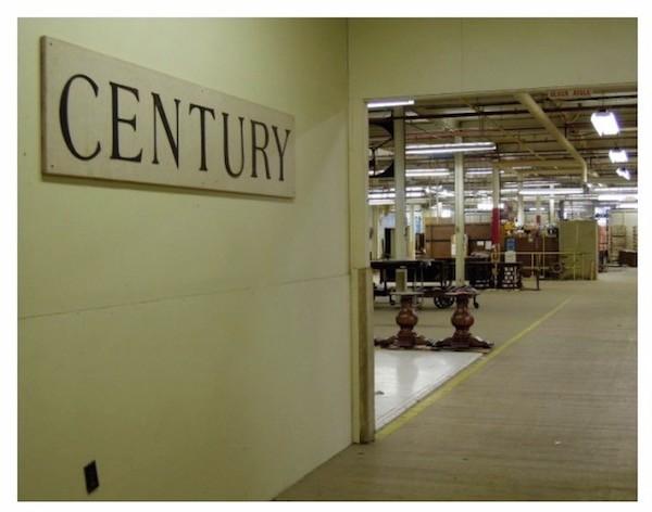 Century's factory floor