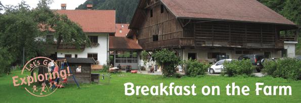 Breakfast On The Farm Lets Go Exploring