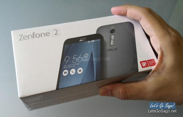 Asus ZenFone 2 Box