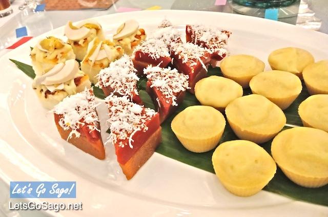 Filipino Rice Cakes