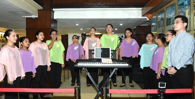 Shepherdine Children's Choir