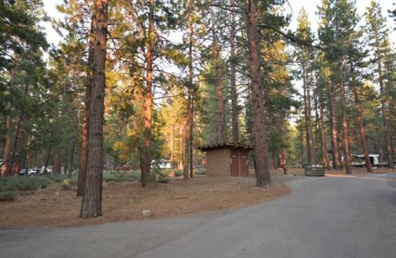 Airstream Rental Bay Area Lake Tahoe Destination Campground sites