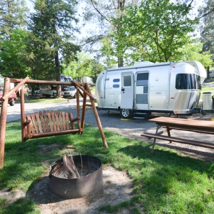 Rent Airstream to North San Francisco