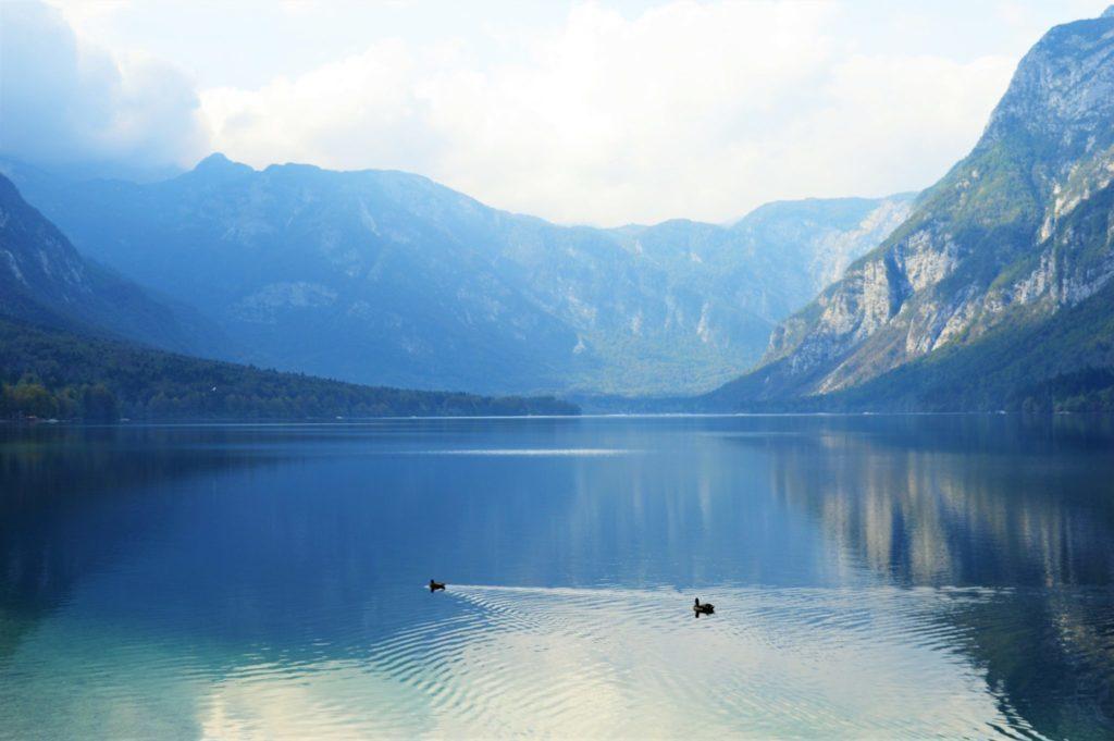 Lake Bled or Lake Bohinj?