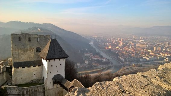 A walk through the Old Celje Castle